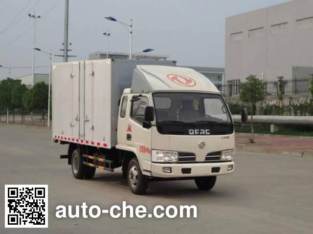 东风牌DFA5041XXYL20D5AC厢式运输车