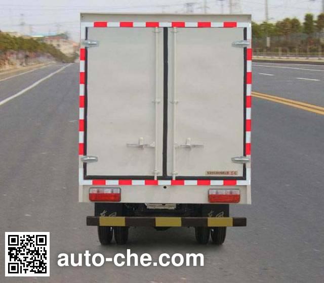 Dongfeng DFA5041XXYL35D6AC box van truck