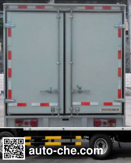Dongfeng DFA5070XLCACBEV electric refrigerated truck