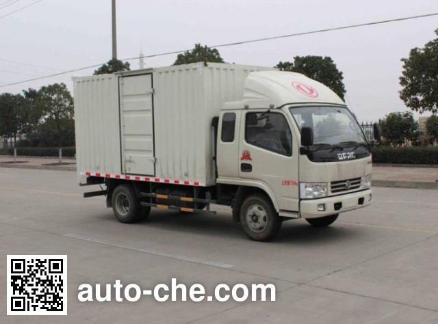 Dongfeng DFA5071XXYL20D5AC box van truck