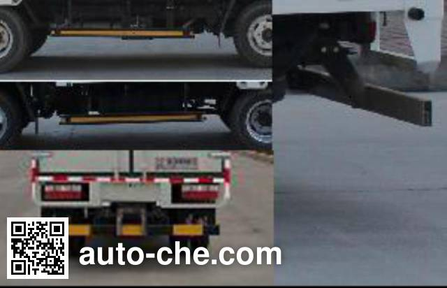 Dongfeng DFA5080CCY20D6AC stake truck