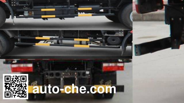 Dongfeng DFA5080CCYL13D2AC stake truck