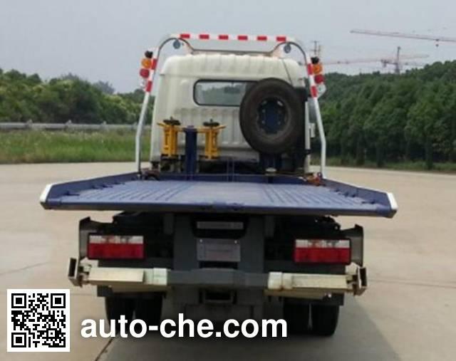 东风牌DFA5080TQZ清障车