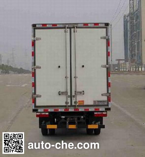 东风牌DFA5080XLC12N3AC冷藏车