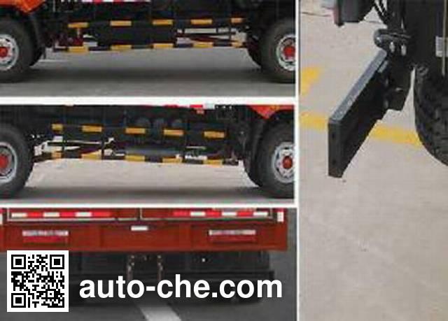 Dongfeng DFA5080XXYL11D3AC box van truck