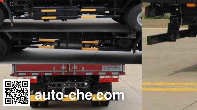 Dongfeng DFA5080XXYL13D2AC box van truck