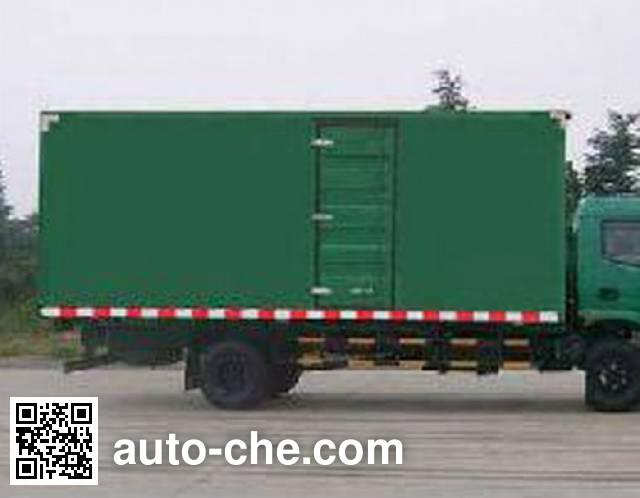 Dongfeng DFA5080XYZ11D3AC postal vehicle