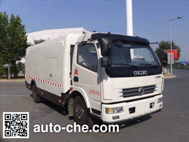 Dongfeng DFA5086GQX8BDCAC highway guardrail cleaner truck