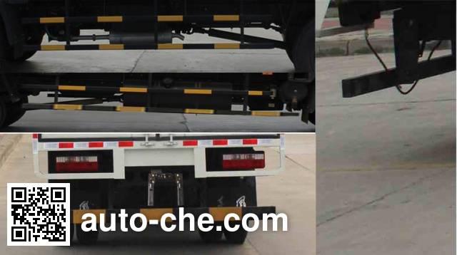 东风牌DFA5090CCYL13D5AC仓栅式运输车
