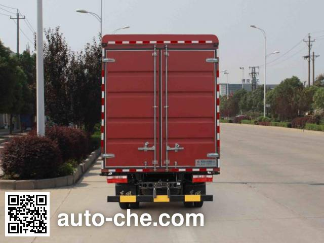 Dongfeng DFA5091CCY13D3AC stake truck