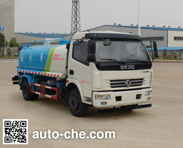 Dongfeng DFA5100GSS sprinkler machine (water tank truck)
