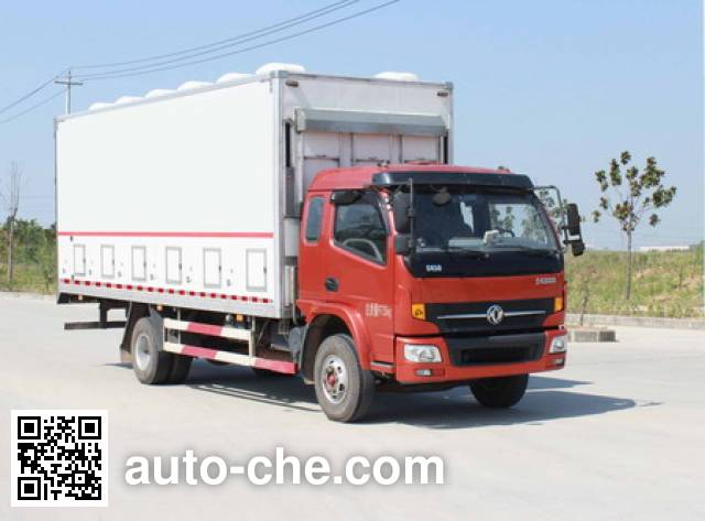 Dongfeng DFA5120XCQAC chicken transport truck
