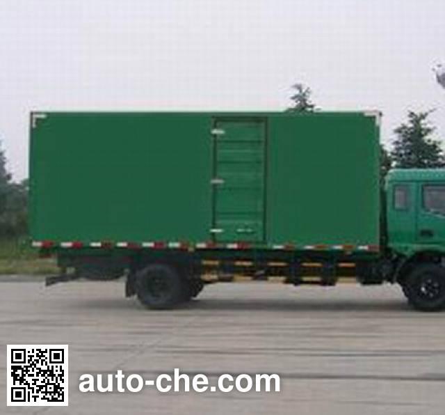 Dongfeng DFA5120XXYL11D6AC box van truck