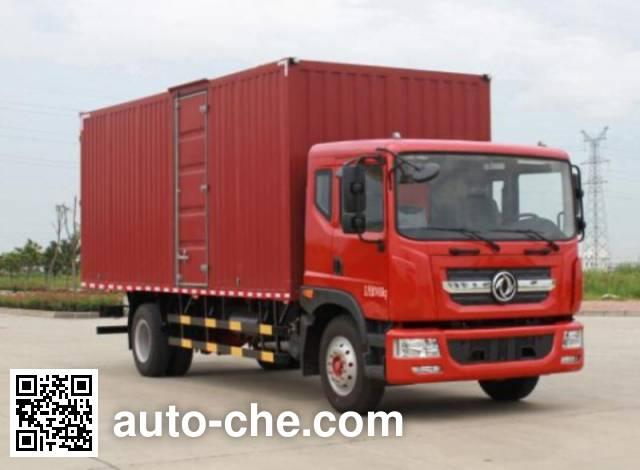 Dongfeng DFA5121XXYL10D7AC box van truck