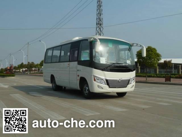 东风牌DFA6660K4A客车
