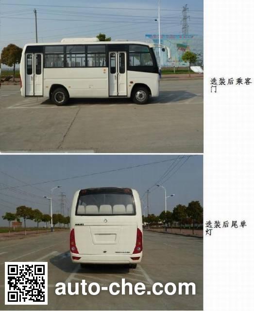 东风牌DFA6660KJ4A城市客车