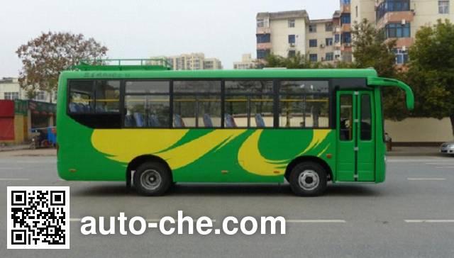 东风牌DFA6720T4G1城市客车