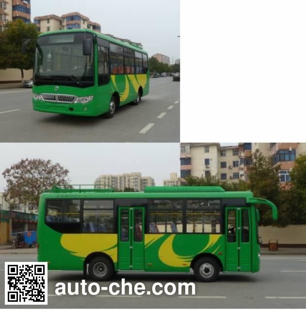 东风牌DFA6720TN4G城市客车