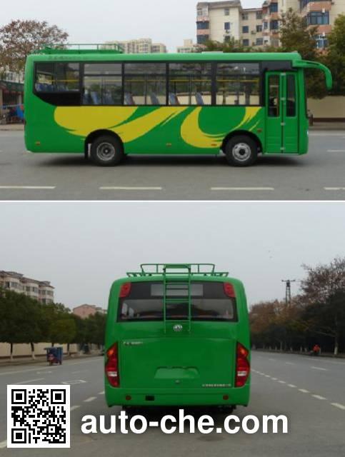 Dongfeng DFA6720TN5G city bus