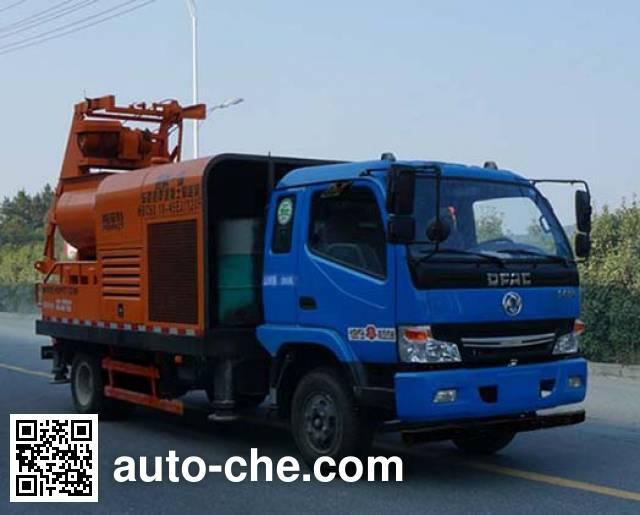 东风牌DFC5101THBGAC车载式混凝土泵车