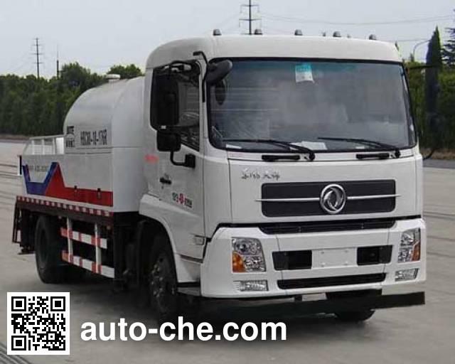 东风牌DFC5120THBB18车载式混凝土泵车