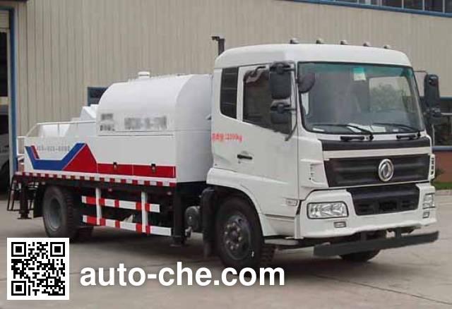 东风牌DFC5120THBGL3车载式混凝土泵车