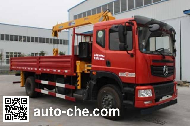 Dongfeng DFC5168JSQGL3 truck mounted loader crane