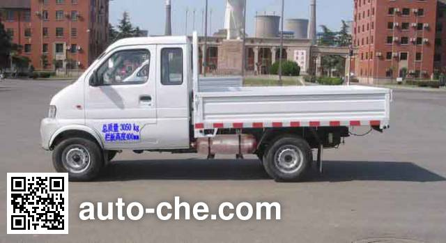 Huashen DFD1030GU dual-fuel light truck