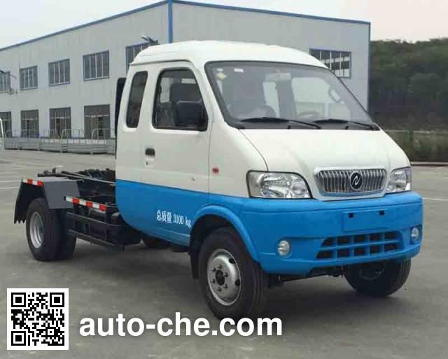 Huashen DFD5032ZXX detachable body garbage truck