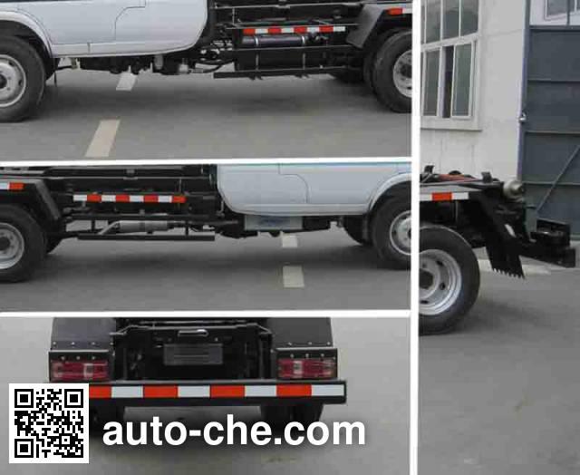 Huashen DFD5040ZXX detachable body garbage truck