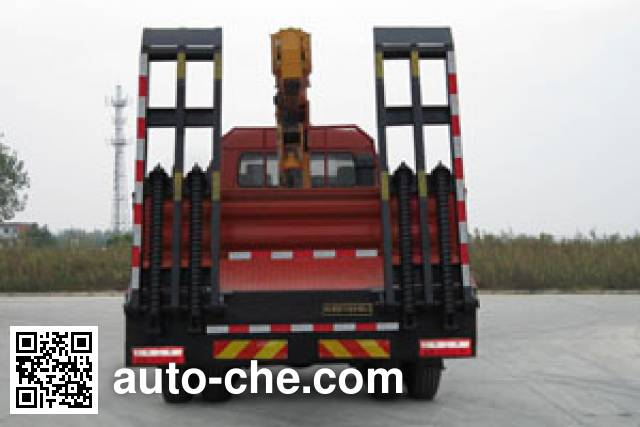 Huashen DFD5251JSQ1 truck mounted loader crane