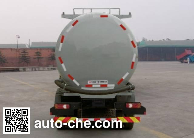 Huashen DFD5312GFL bulk powder tank truck