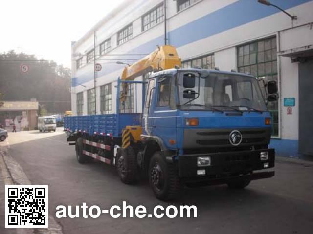 特商牌DFE5250JSQF随车起重运输车