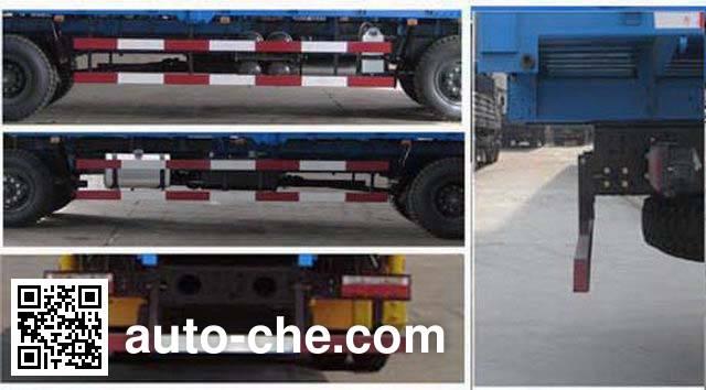 Teshang DFE5250JSQF truck mounted loader crane