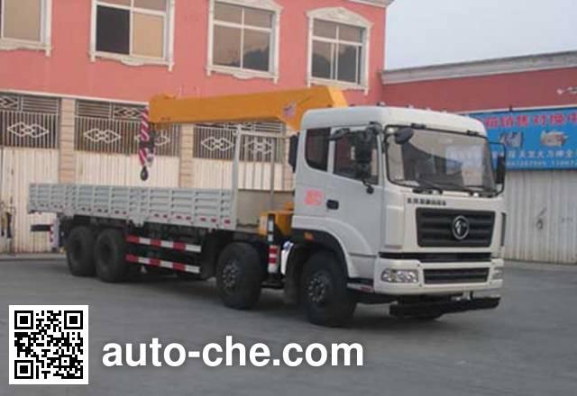特商牌DFE5311JSQF1随车起重运输车