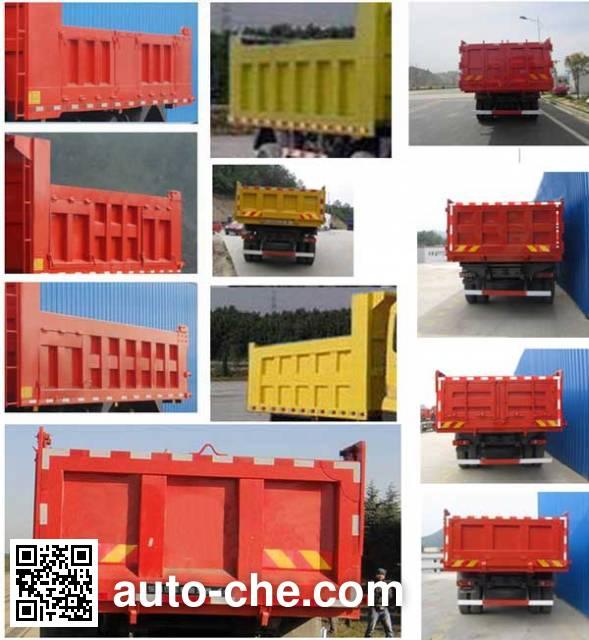 Dongfeng DFH3200B dump truck
