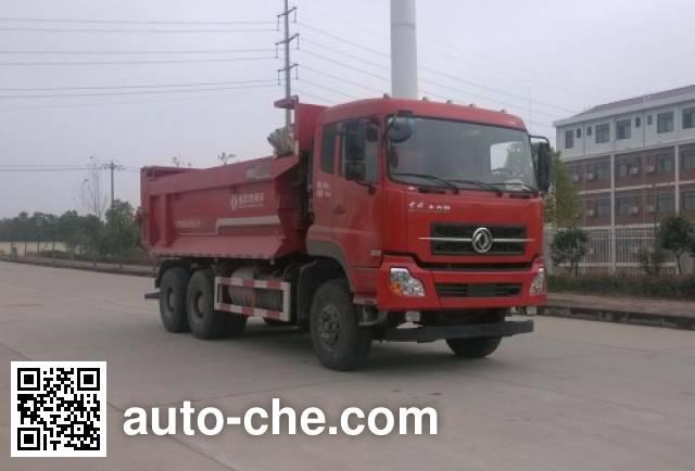 Dongfeng DFH3250A3 dump truck