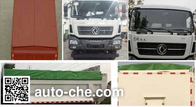 Dongfeng DFH3310A5 dump truck
