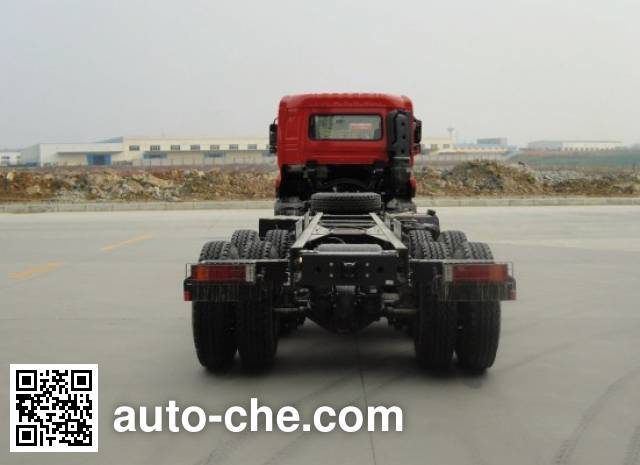 Dongfeng DFH3310A3 dump truck chassis