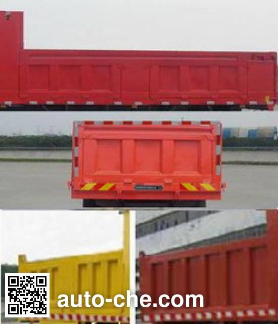 Dongfeng DFH3310A1 dump truck
