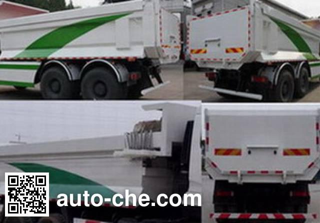 Dongfeng DFH3310B2 dump truck
