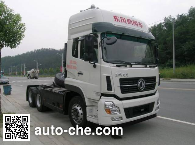 Dongfeng DFH4250A4 tractor unit