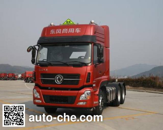Dongfeng DFH4250A6 dangerous goods transport tractor unit