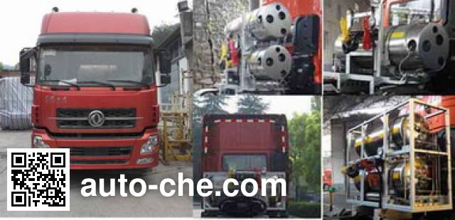 Dongfeng DFH4250AX4 tractor unit