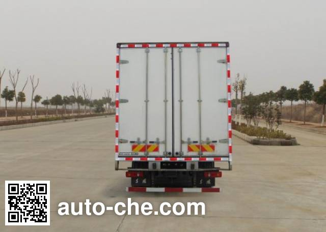 Dongfeng DFH5120XXYB1 box van truck