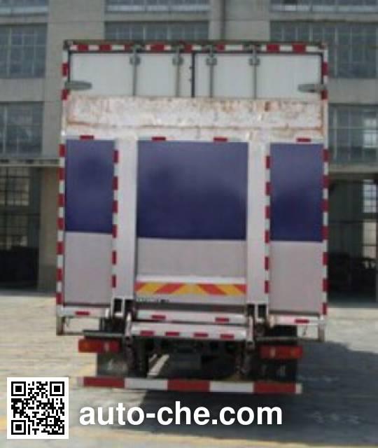 Dongfeng DFH5140XXYBX2V box van truck