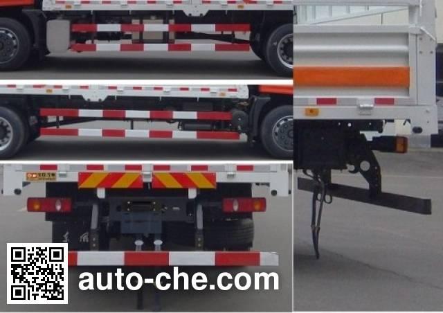 Dongfeng DFH5160TQPBX1DV gas cylinder transport truck