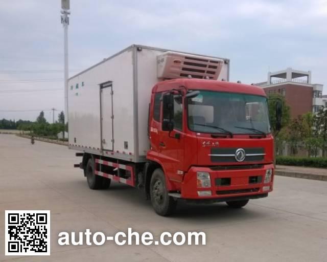 东风牌DFH5160XLCBX1DV冷藏车