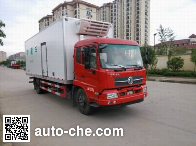 Dongfeng DFH5160XLCBX2A refrigerated truck