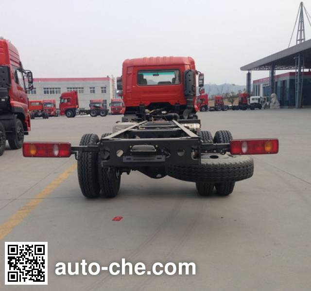Dongfeng DFH5160XXYBX2V van truck chassis